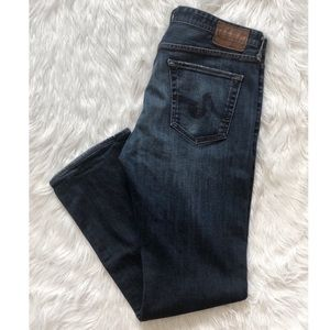 AG Adriano Goldschmied Protege Straight Jeans 36